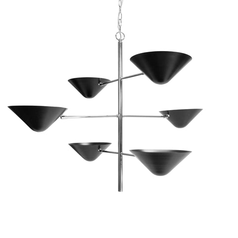 Worlds Away Avalon Modern Pendant Light Fixture - Matthew Izzo Home