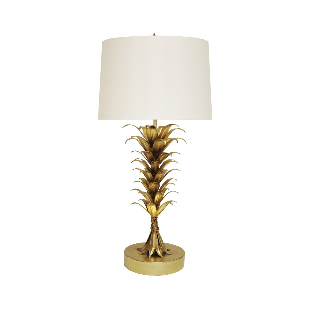 Worlds Away Capri Palm Tree Table Lamp - Matthew Izzo Home