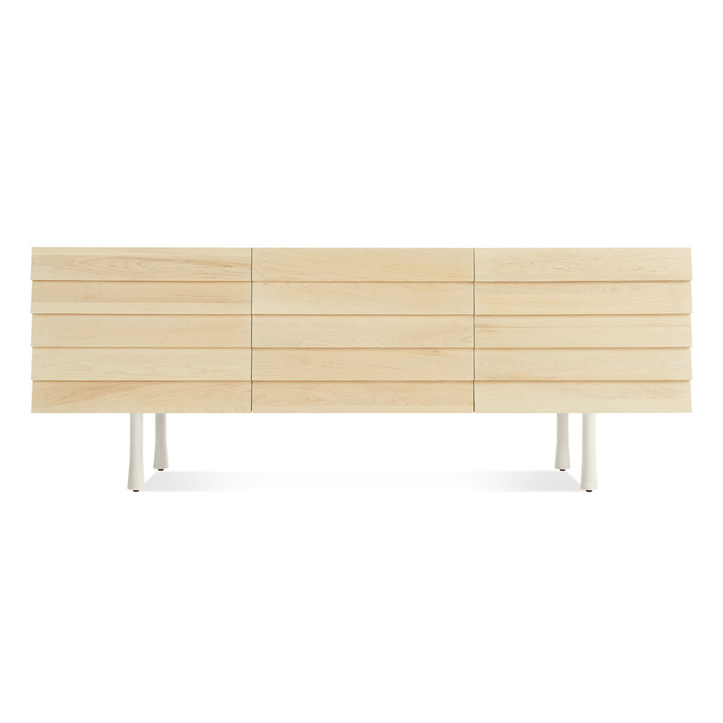 Blu Dot Lap 2 Door / 2 Drawer Credenza