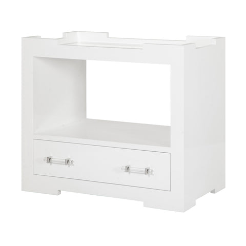 Worlds Away Monica Console Table - Matthew Izzo Home