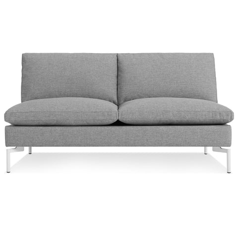 "Blu Dot New Standard 60"" Armless Sofa - Matthew Izzo Home"