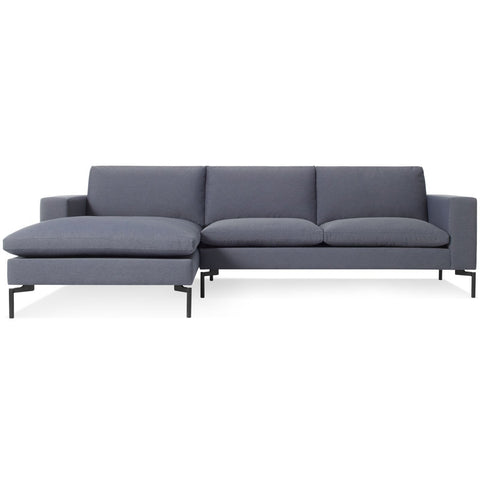 Blu Dot Sofa w/ Left Arm Chaise - Matthew Izzo Home