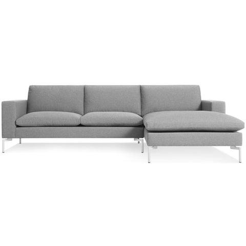 Blu Dot Sofa w/ Right Arm Chaise - Matthew Izzo Home