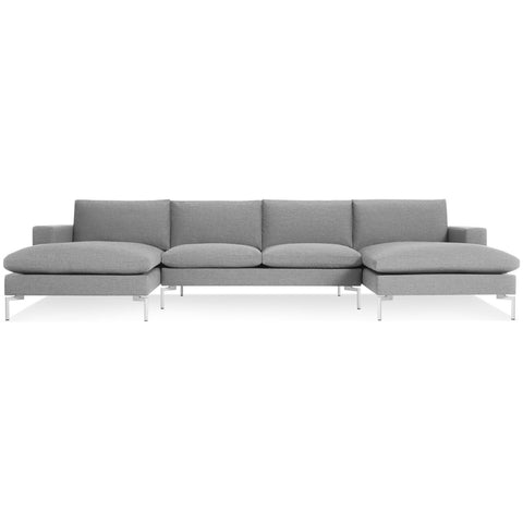 Blu Dot New Standard U-Shaped Sectional Sofa - Matthew Izzo Home