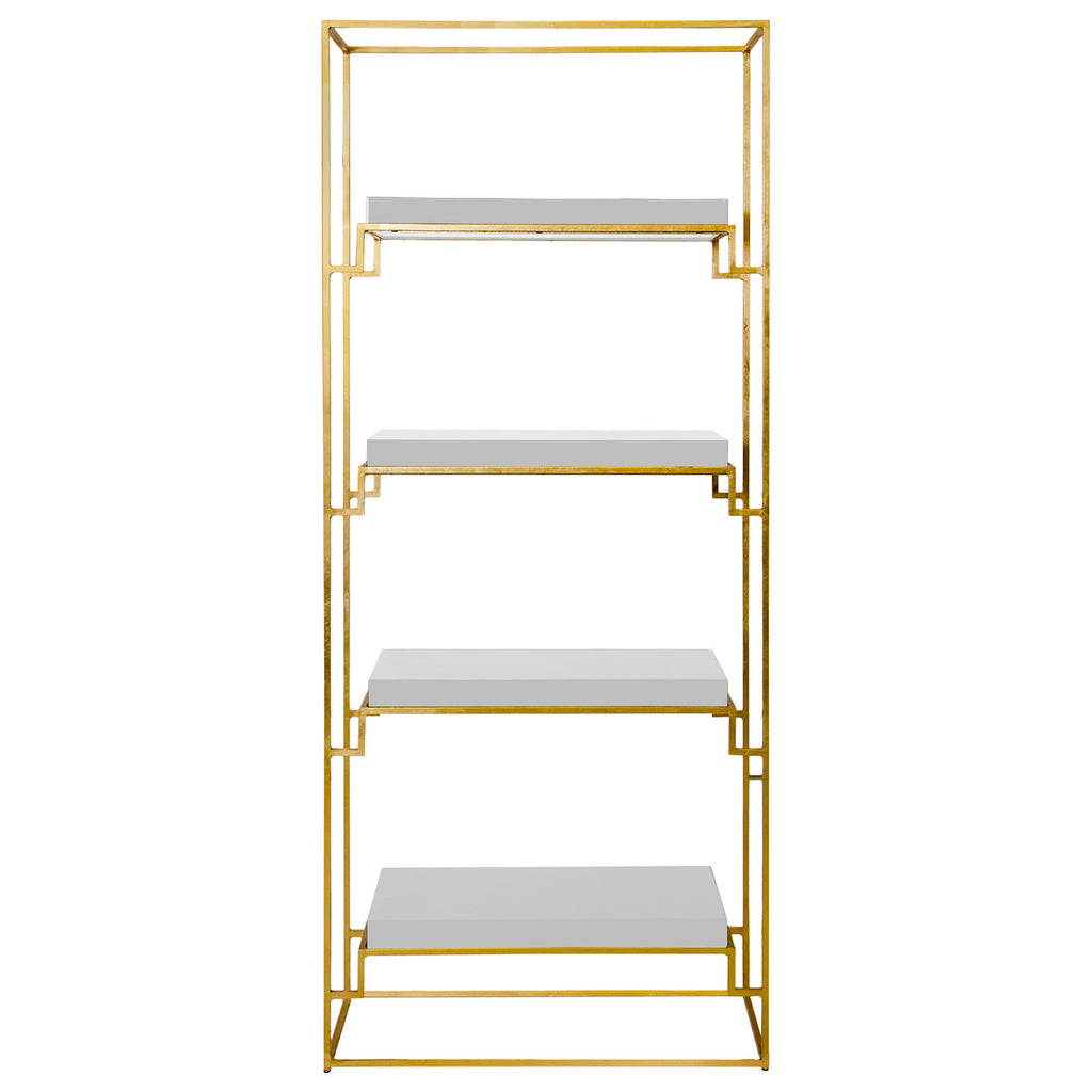 Worlds Away Shadow Etagere - Matthew Izzo Home
