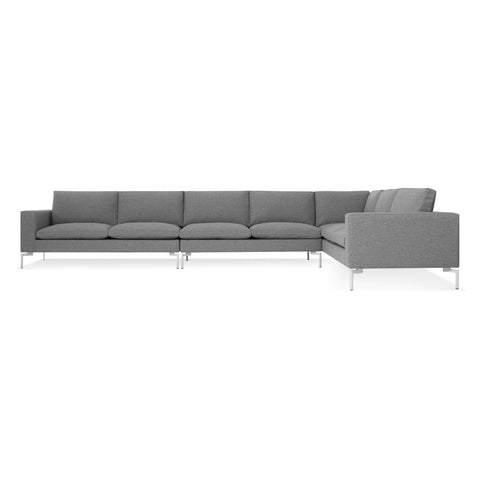 Blu Dot New Standard Right Sectional Sofa - Large - Matthew Izzo Home