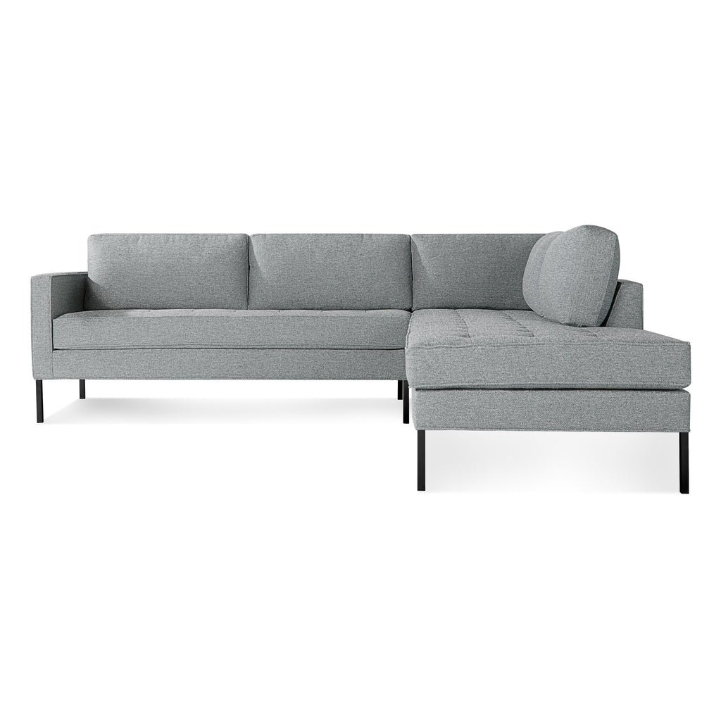 cheaper 80124 1848f Blu Dot Paramount Sofa with Right Arm Chaise
