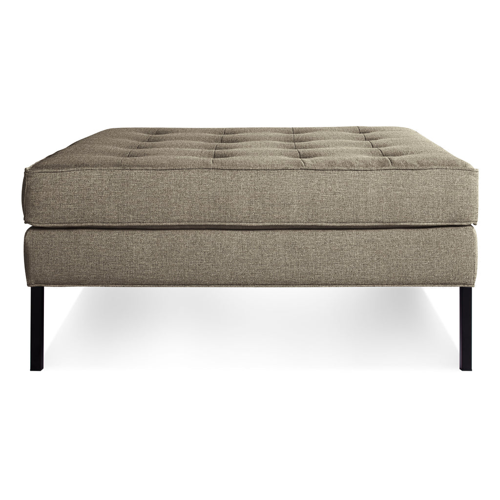 Blu Dot Paramount Large Square Ottoman - Matthew Izzo Home