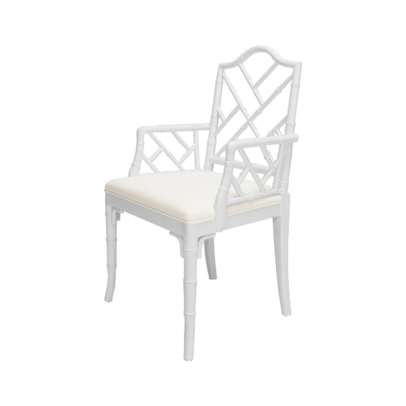 Worlds Away Bristol Chippendale Dining Chairs - Matthew Izzo Home