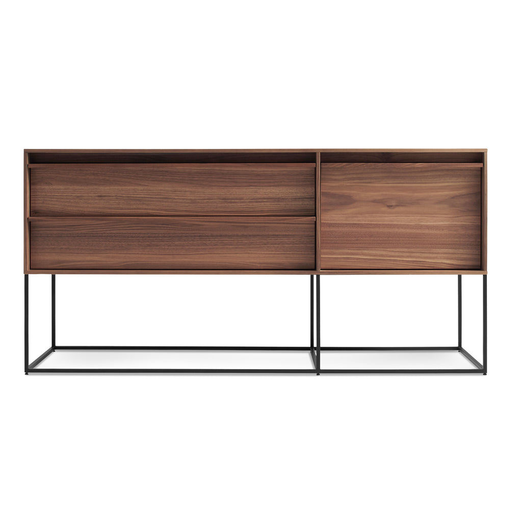 Rule 1 Door / 2 Drawer Console - Matthew Izzo Home