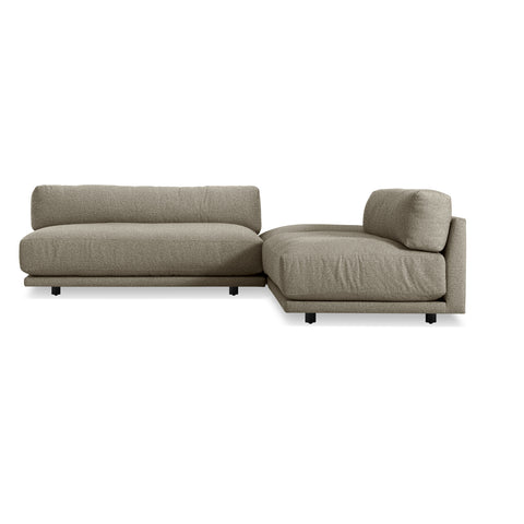Sunday L Sectional Sofa - Small - Matthew Izzo Home