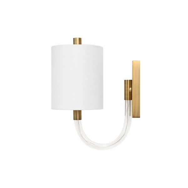 Worlds Away Walton Wall Sconce - Matthew Izzo Home