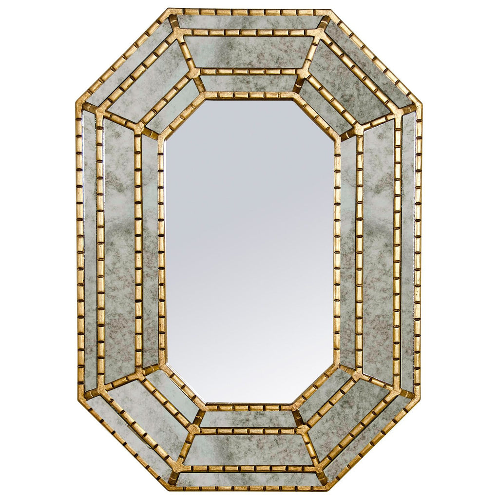 Worlds Away Millie Mirror - Matthew Izzo Home