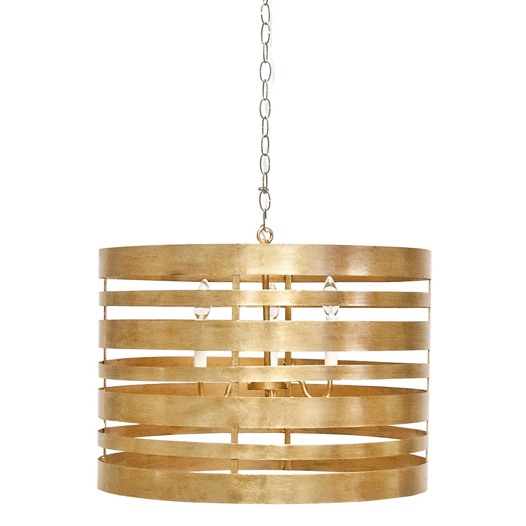 Worlds Away Turner Pendant - Matthew Izzo Home