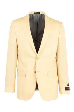 Dolcetto Melon Modern Fit, Pure Wool Jacket by Tiglio Luxe V810.712388  Tiglio Luxe - Italian Suit Outlet