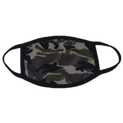 Kids Mask-  Army Camouflage  Italian Suit Outlet - Italian Suit Outlet