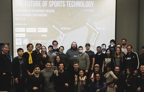 Event Recap: The Future of Sports Technology Hackathon - Enflux, Hololens, SportRadar, and WebVR!