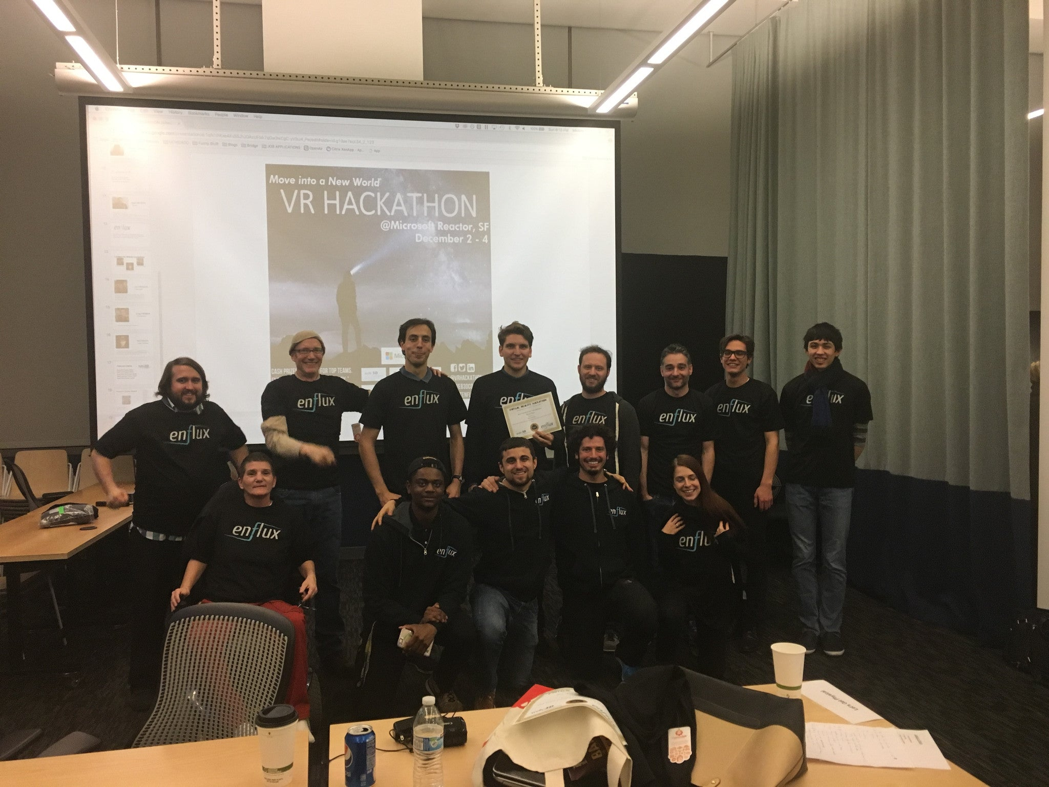 Event Recap: VR Hackathon @ The Microsoft Reactor Dec 2-4