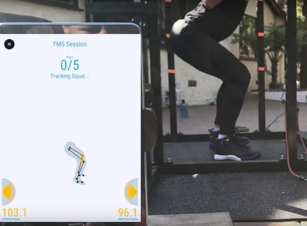 Enflux Motion Capture Pants + Early Access to Injury Prevention Apps