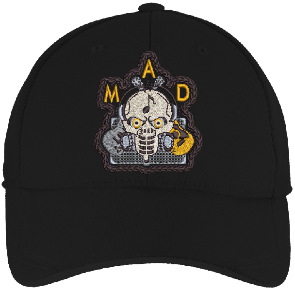 M. A. D. (Mountain Artist Democracy) Ball Cap