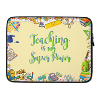 Teacher's Laptop Sleeve