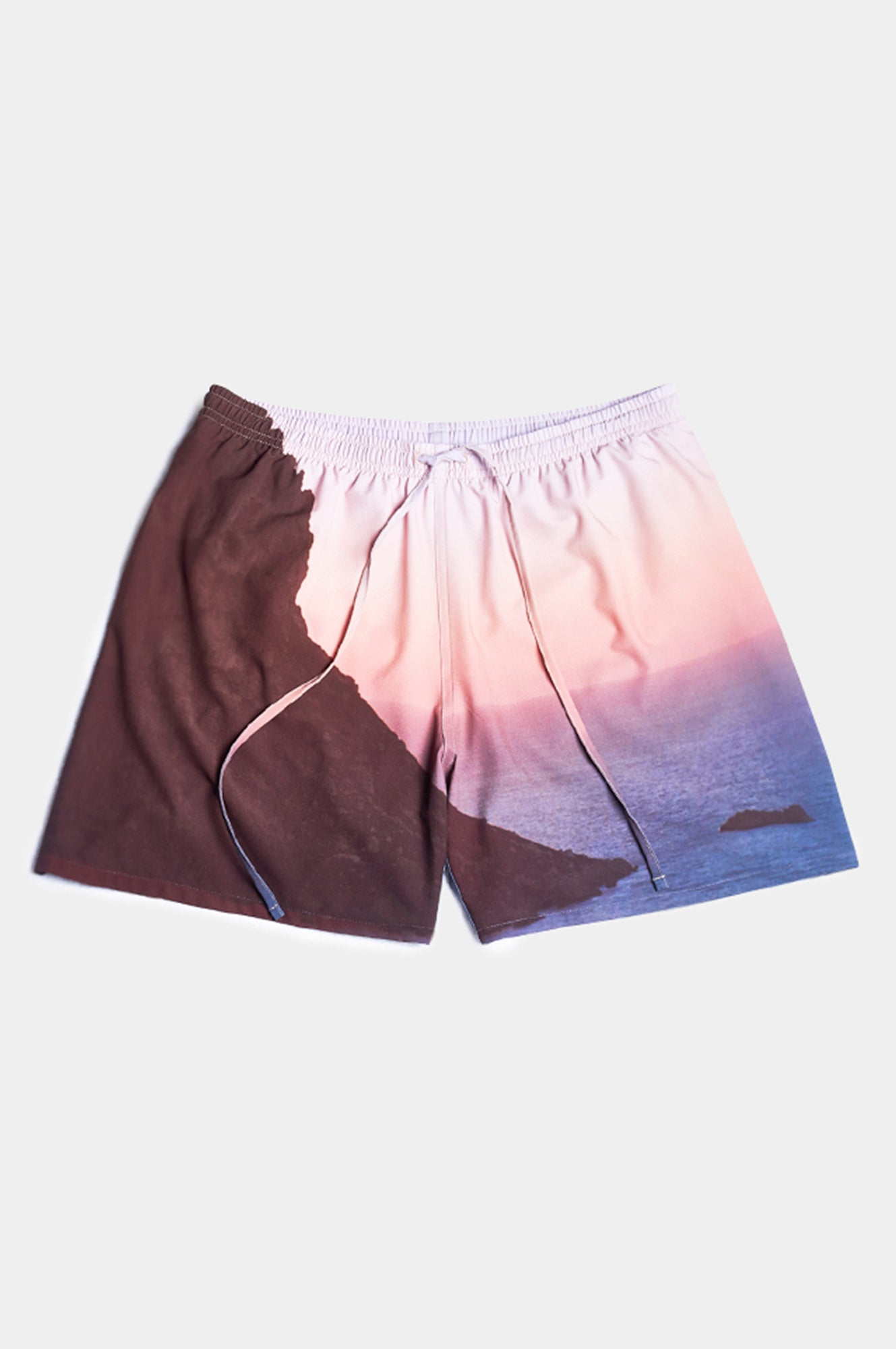 ES VEDRA SUNSET PRINT SHORTS