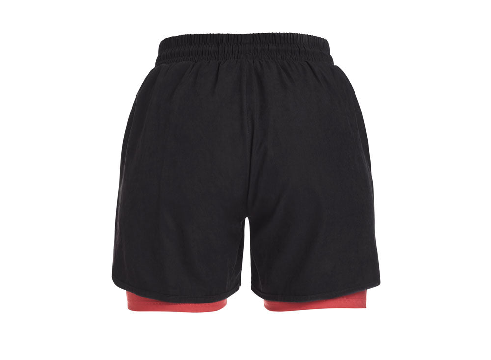 Special collab ECXTaeq: 2-in-1 shorts