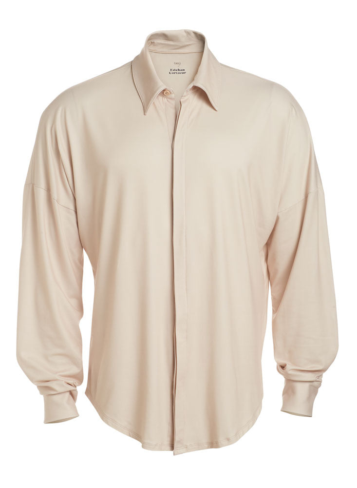 Long sleeve button up shirt
