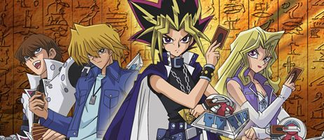 Yu-Gi-Oh! Booster Boxes