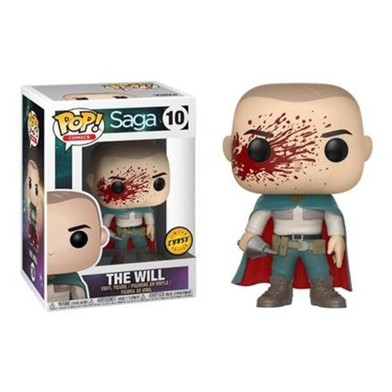 POP! - Saga - The Will - Chase