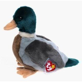 TY Beanie Buddy - Jake the Mallard Duck