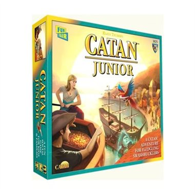 Catan Junior Mayfair Games | Cardboard Memories Inc.