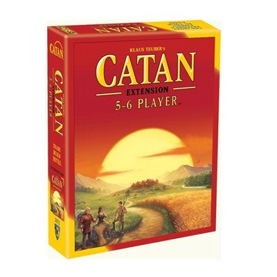 Catan 5th Edition - 5-6 Player Extension Mayfair Games | Cardboard Memories Inc.