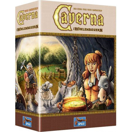 Caverna Mayfair Games | Cardboard Memories Inc.