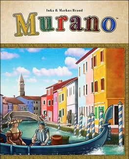 Murano Mayfair Games | Cardboard Memories Inc.