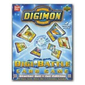Bandai - Digimon - Digi-Battle Card Game - Starter Set (1st Edition)
