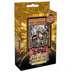 Yu-Gi-Oh! Rise of the Dragon Lords Structure Deck Konami | Cardboard Memories Inc.