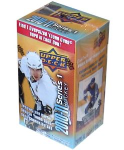 2010-11 Upper Deck Series 1 Hockey Blaster Box Upper Deck | Cardboard Memories Inc.
