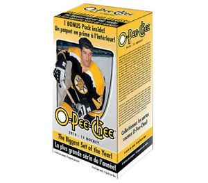 2010-11 Upper Deck O-Pee-Chee Hockey Blaster Box Upper Deck | Cardboard Memories Inc.