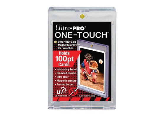 Ultra Pro Magnetized One Touch - 100pt Ultra Pro | Cardboard Memories Inc.