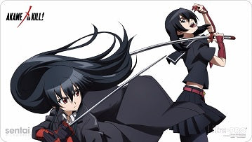 Ultra Pro Playmat - Akame Ga Kill - Akame & Kurome Ultra Pro | Cardboard Memories Inc.