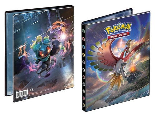 Pokemon Sun & Moon Burning Shadows 4-Pocket Portfolio Pokemon | Cardboard Memories Inc.