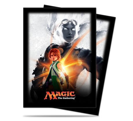 Ultra Pro - Magic the Gathering - Deck Protectors - Standard Size - 80 Count Origins V4