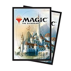 Magic the Gathering Deck Protectors - Standard Size - 80 Count Matte Dominaria Card Back Ultra Pro | Cardboard Memories Inc.