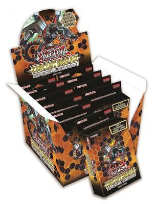 Yu-Gi-Oh! Circuit Break Special Edition Display Box Konami | Cardboard Memories Inc.