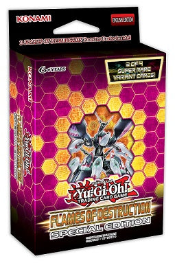 Yu-Gi-Oh! Flames of Destruction Special Edition