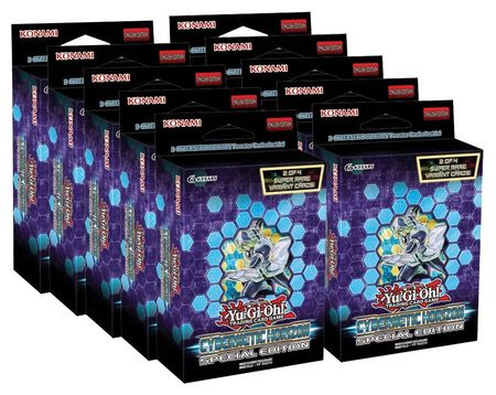 Yu-Gi-Oh! Cybernetic Horizon Special Edition Display Box (10)