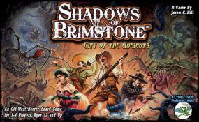 Shadows of Brimstone - City of the Ancients Core Set Flying Frog Productions misc. boardgames | Cardboard Memories Inc.