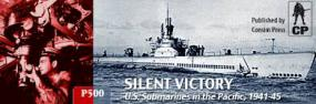 Silent Victory - U.S. Submarines in the Pacific, 1941-45 GMT Games | Cardboard Memories Inc.