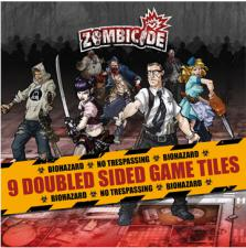 Zombicide Double Sided Game Tiles Cool Mini or Not | Cardboard Memories Inc.